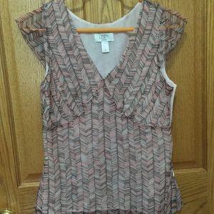 Feminine Loft pattern blouse